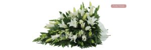 Purity Tribute Funeral Flowers
