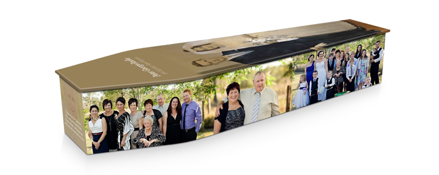 Personalised Coffins and Caskets Melbourne | Design Coffin